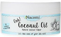 Kup 100% naturalny rafinowany olej kokosowy - Nacomi Coconut Oil 100% Natural Refined
