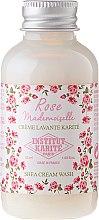 Kup Kremowy żel pod prysznic Masło shea - Institut Karité Rose Mademoiselle Shea Cream Wash (miniprodukt)