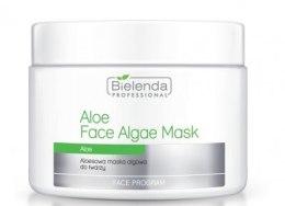 Kup Aloesowa maska algowa do twarzy - Bielenda Professional Face Algae Mask with Aloe