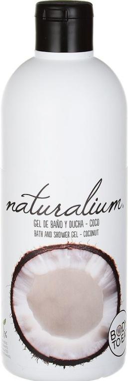 Żel pod prysznic i do kąpieli Kokos - Naturalium Bath And Shower Gel Coconut — фото N1