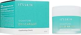 Kup Łagodzący krem do twarzy - It's Skin Signature D'escargot Comforting Cream