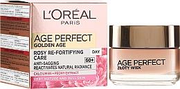 Kup Różany krem wzmacniający na dzień Złoty wiek - L'Oreal Paris Age Perfect Golden Age Rosy Re-Fortifying Day Cream