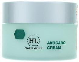 Kup Nawilżająco-odżywczy krem do twarzy z awokado - Holy Land Cosmetics Avocado Cream