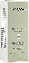 Kup Krem ochronny do twarzy - Verdeoasi Antistress Cream Anti-Pollution