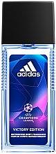 Kup Adidas UEFA Champions League Victory Edition - Perfumowany dezodorant w atomizerze dla mężczyzn