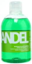 Kup Szampon do włosów suchych i normalnych - Kallos Cosmetics Mandel Shampoo