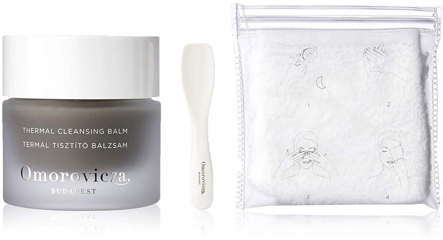 Termalny oczyszczający balsam do twarzy - Omorovicza Thermal Cleansing Balm — фото N3