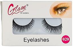 Kup Sztuczne rzęsy na pasku 020 - Glam Of Sweden Eyelashes