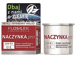 Kup Nawilżający krem do twarzy Naczynka Pro - Floslek Dilated Capillaries Moisturizing Cream Refill (wymienny wkład)