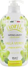 Kup Mydło w płynie Zielone jabłko - Parisienne Italia Fiorile Green Apple Liquid Soap