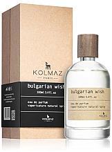 Kup Kolmaz Bulgarian Wish - Woda perfumowana