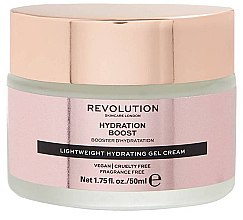 Nawilżający żel-krem - Makeup Revolution Lightweight Hydrating Gel Cream — фото N1