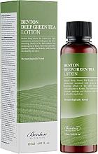 Kup Nawilżający balsam do twarzy z zieloną herbatą - Benton Deep Green Tea Lotion