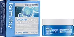 Kup Hydrożelowe płatki pod oczy z kolagenem - FarmStay Water Full Hydrogel Eye Patch