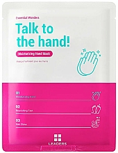 Kup Nawilżająca maska do rąk - Leaders Essential Wonders Talk To The Hand! Mask