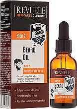 Kup Olejek do brody - Revuele Men Care Barber Salon Beard Oil