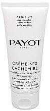 Kup Antystresowy krem do twarzy kojący podrażnienia - Payot Creme No 2 Cachemire Anti-Redness Anti-Stress Soothing Rich Care