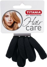 Kup Gumka do włosów (średnia, czarna) - Titania