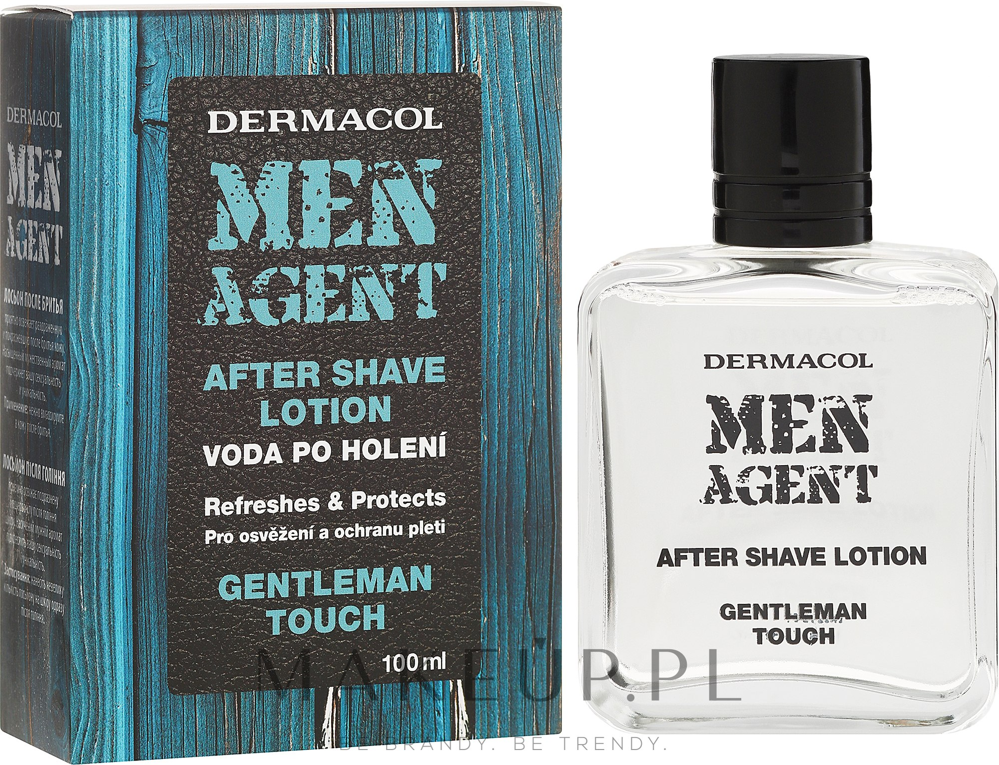 dermacol men agent - gentleman touch