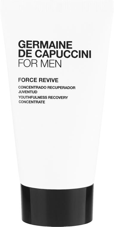 Zestaw dla skóry matowej i znaieczyszczonej - Germaine de Capuccini For Men (f/concentrate/50ml + eye/ser/15ml) — фото N2