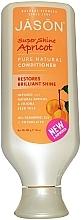 Kup Nabłyszczająca odżywka do włosów Morela - Jason Natural Cosmetics Super Shine Apricot Conditioner