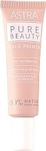 Kup Korygująca baza pod makijaż - Astra Make-up Pure Beauty Face Primer