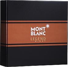 Kup Montblanc Legend Night - Zestaw (edp 50 ml + ash/balm 100 ml)