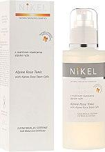 Kup Tonik z komórkami macierzystymi róży alpejskiej - Nikel Alpine Rose Tonic