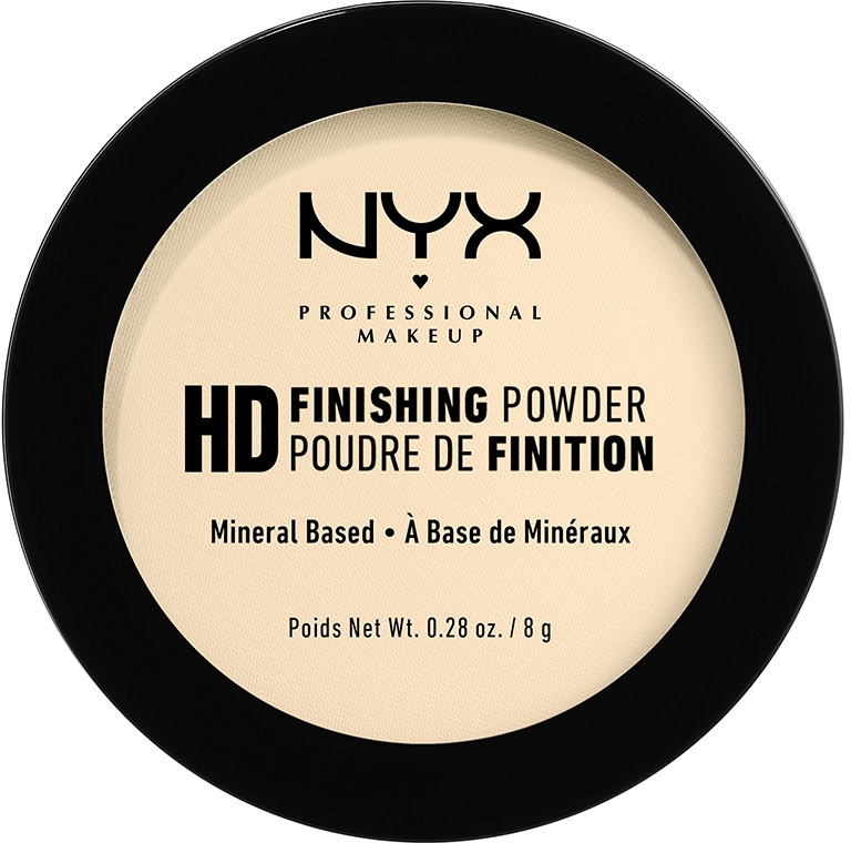Puder utrwalający - NYX Professional Makeup High Definition Finishing Powder