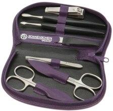 Kup Zestaw do manicure'u 7 przedmiotów, 4050-0954HZ - Hans Kniebes Solingen