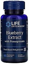 Kup Suplementy diety Ekstrakt z borówki i granatu - Life Extension Blueberry Extract With Pomegranate