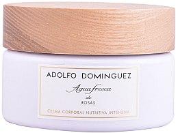 Kup Adolfo Dominguez Agua Fresca De Rosas - Perfumowany krem do ciała