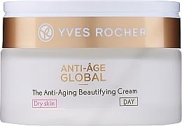 Przeciwzmarszczkowy krem do twarzy na dzień - Yves Rocher Anti-Age Global Face Cream — фото N1