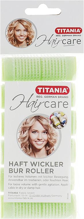 Wałki do włosów, 20mm, 6 szt. - Titania — фото N1