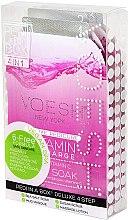 Kup Zestaw do pedicure'u Różowy grejpfrut - Voesh Pedi In A Box Deluxe Pedicure Vitamin Recharge