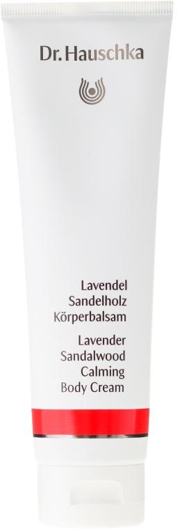 Balsam do ciała Lawenda i drzewo sandałowe - Dr. Hauschka Lavender Sandalwood Calming Body Cream — фото N2