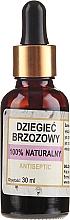 Kup Naturalny olejek z dziegciu brzozowego - Biomika