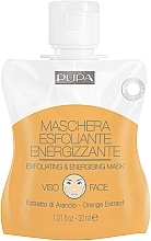 Kup Peeling-maseczka złuszczająca i dodająca energii - Pupa Shachet Mask Exfoliating & Energizing Mask
