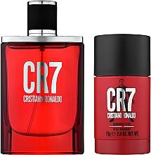 Kup Cristiano Ronaldo CR7 - Zestaw (edt 50 ml + deo 75 g)