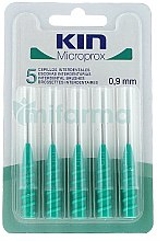 Kup Zestaw końcówek do szczoteczki międzyzębowej - Kin MiniProx Conical Interdental Brush 0.9 mm
