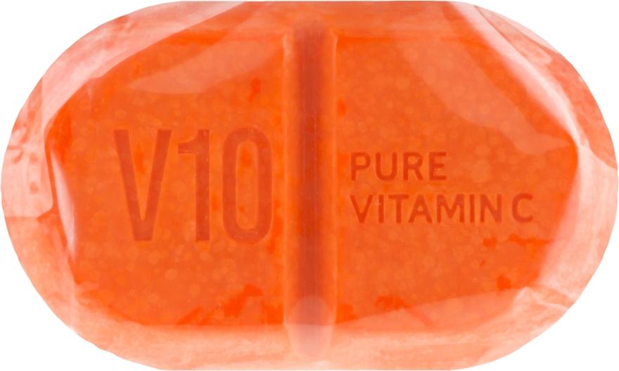 Mydło do twarzy - Some By Mi Pure Vitamin C V10 Cleansing Bar — фото N3