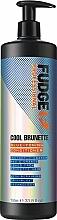 Kup Odżywka tonizująca do włosów - Fudge Cool Brunette Blue-Toning Conditioner