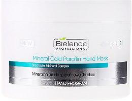 Kup Mineralna maska parafinowa do dłoni - Bielenda Professional Mineral Cold Paraffin Hand Mask