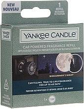 Kup Zapach samochodowy - Yankee Candle Car Powered Fragrance Refill Midsummer's Night