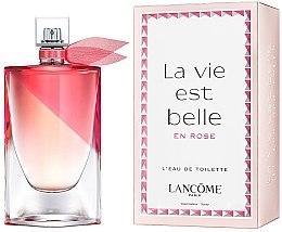 Lancôme La Vie Est Belle En Rose - Woda toaletowa — фото N2