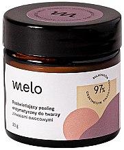 Kup Rozświetlający peeling enzymatyczny z kwasami owocowymi - Melo