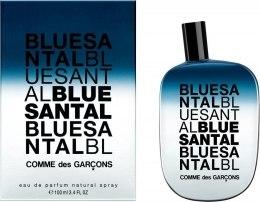 Kup Comme des Garcons Blue Santal - Woda perfumowana