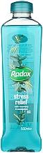 Kup Pianka do kąpieli Rozmaryn i eukaliptus - Radox Herbal Bath Stress Relief