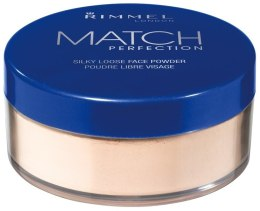 Kup Sypki puder do twarzy - Rimmel Match Perfection Silky Loose Powder