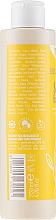 Seboregulujący szampon z olejem lnianym do włosów przetłuszczających się Szałwia i limonka - La Saponaria Salvias & Limone Bio Shampoo — фото N2